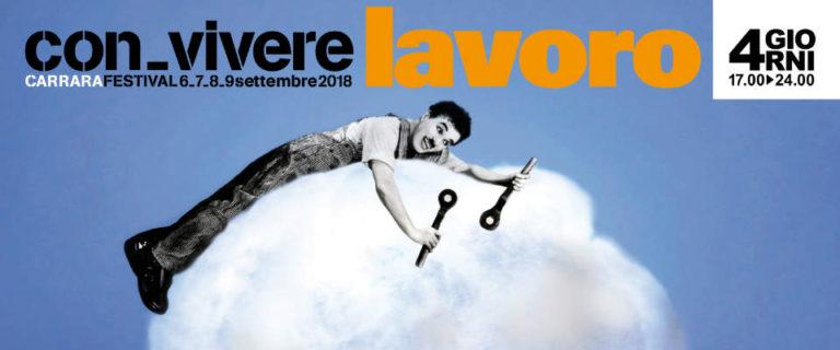 Il CDH al Con_vivere Carrara Festival